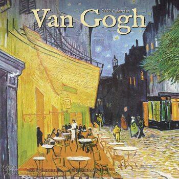 Calendário 2022 Van Gogh