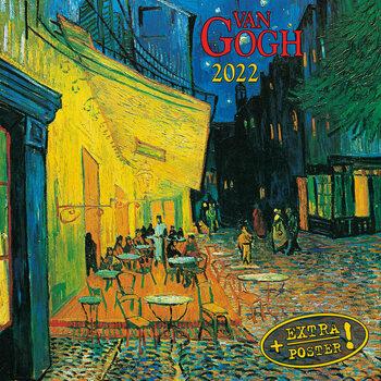 Calendário 2022 Vincent van Gogh