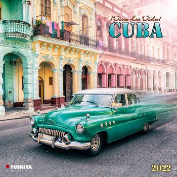 Calendário 2022 Viva la viva! Cuba