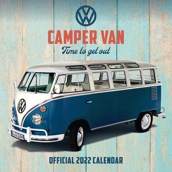 Calendário 2022 VW Camper Vans