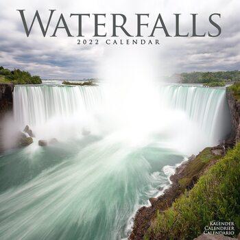Calendário 2022 Waterfalls