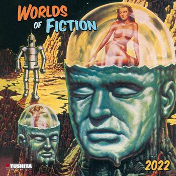 Calendário 2022 Worlds of Fiction
