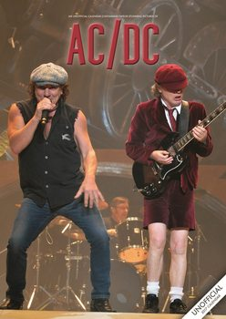 Calendar 2017 AC/DC