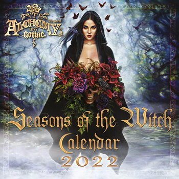 Calendar 2022 Alchemy - Seasons of the Witch -  Square