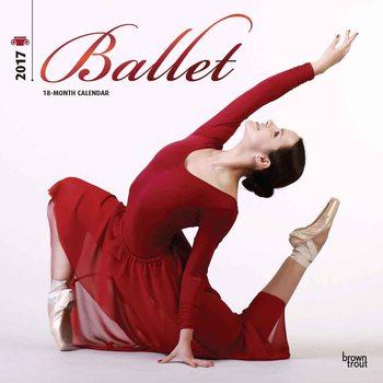 Calendar 2017 Ballet