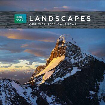 Calendar 2022 BBC Earth Landscapes