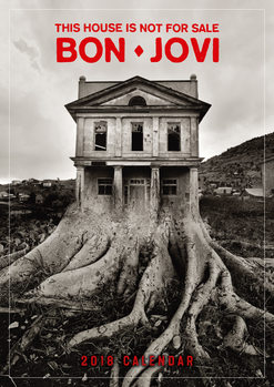 Calendar 2018 Bon Jovi