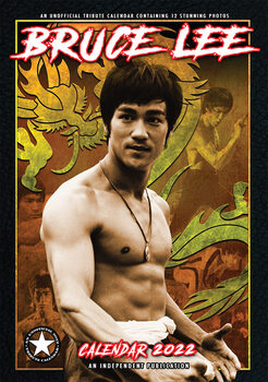 Calendar 2022 Bruce Lee