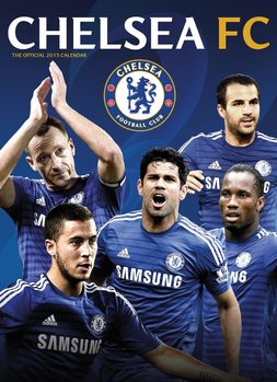 Calendar 2015 Chelsea FC