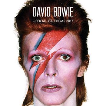 Calendar 2017 David Bowie