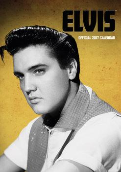 Calendar 2017 Elvis