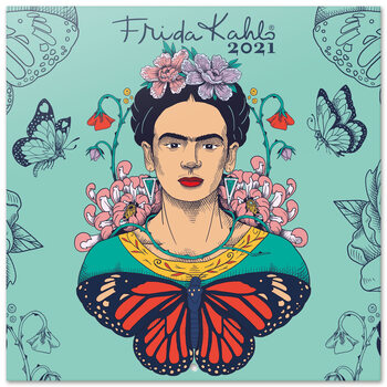 Calendar 2021 Frida Kahlo