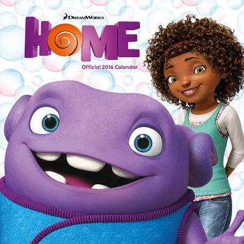 Calendar 2016 Home (Movie 2015)
