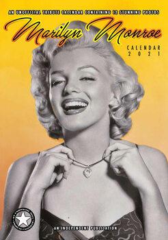 Calendar 2021 Marilyn Monroe