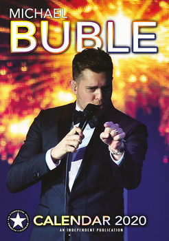 Calendar 2020 Michael Buble