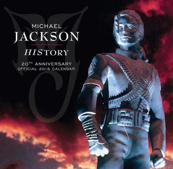 Calendar 2015 Michael Jackson