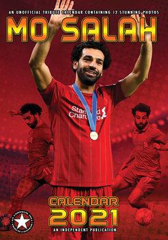 Calendar 2021 Mo Salah