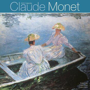 Calendar 2022 Monet