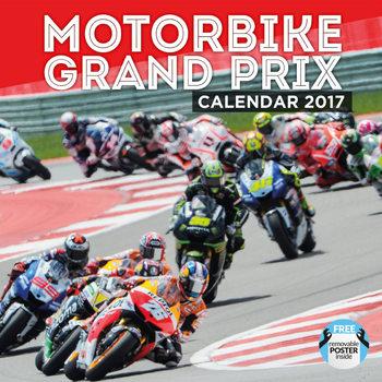 Calendar 2017 Motorbike