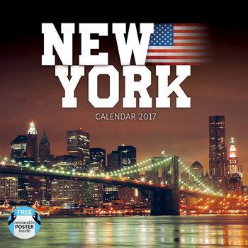 Calendar 2017 New York