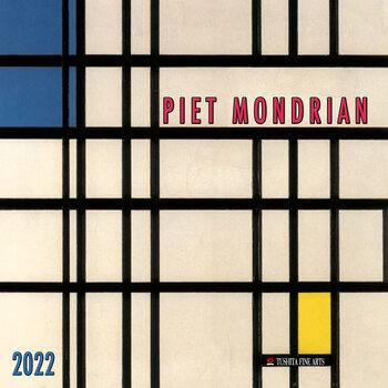 Calendar 2022 Piet Mondrian