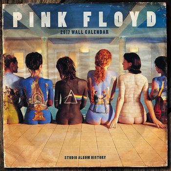 Calendar 2017 Pink Floyd