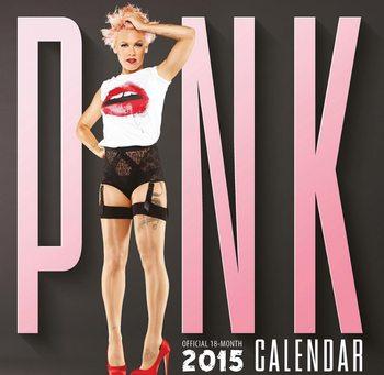 Calendar 2015 Pink - P!NK