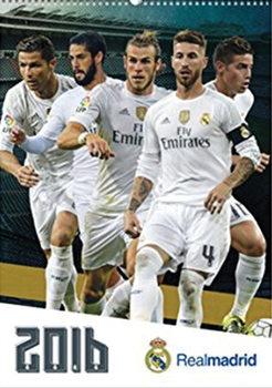 Calendar 2017 Real Madrid