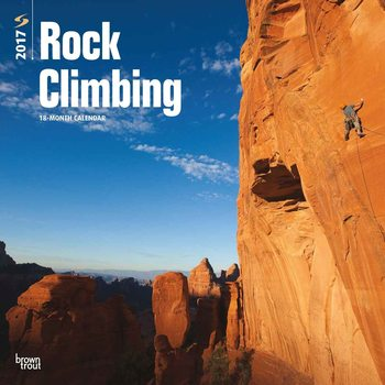 Calendar 2017 Rock Climbing