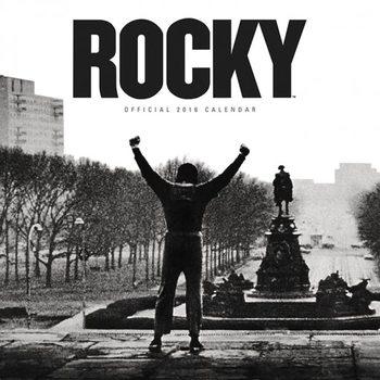 Calendar 2016 Rocky