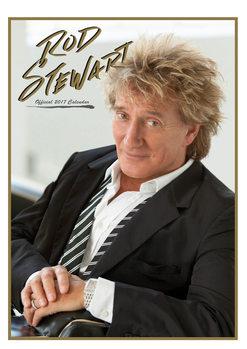 Calendar 2017 Rod Stewart