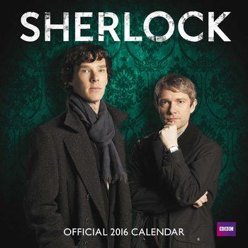 Calendar 2016 Sherlock