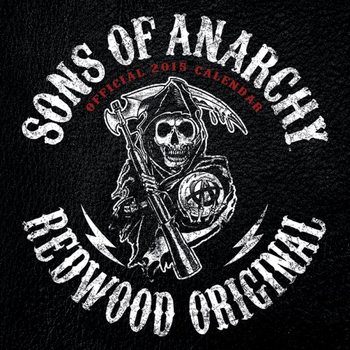 Calendar 2022 Sons of Anarchy