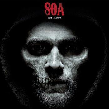 Calendar 2016 Sons of Anarchy