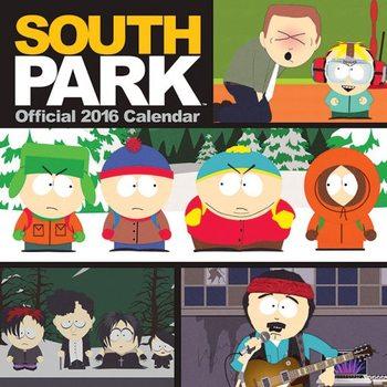Calendar 2016 South Park