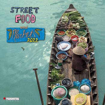Calendar 2022 Street Food