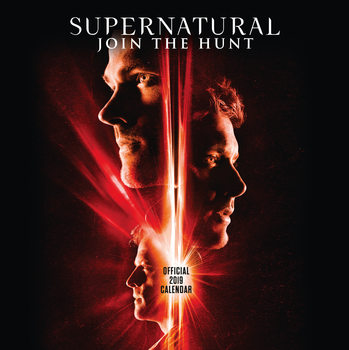Calendar 2019 Supernatural
