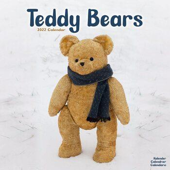 Calendar 2022 Teddy Bears