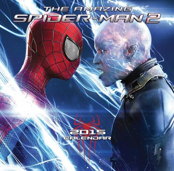 Calendar 2015 The Amazing Spiderman 2