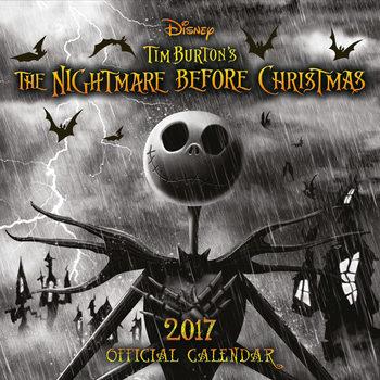 Calendar 2022 The Nightmare Before Christmas