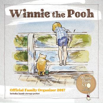 Calendar 2022 Winnie the Pooh - Organiser