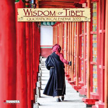 Calendar 2022 Wisdom of Tibet