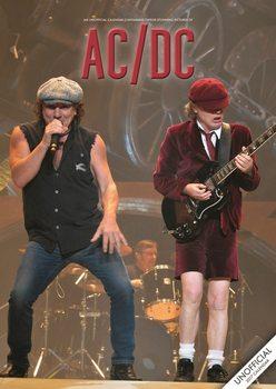 AC/DC Calendrier 2017