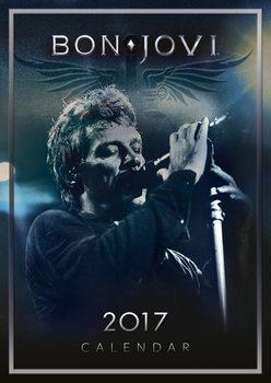 Bon Jovi Calendrier 2017