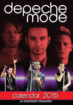 Depeche Mode Calendrier 2017