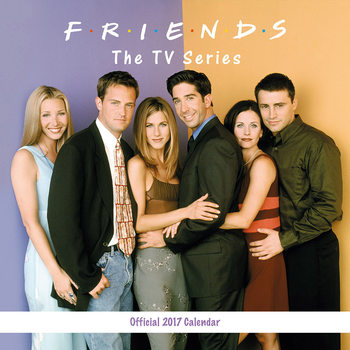 Friends TV Calendrier 2017
