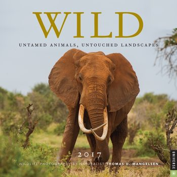 Wild Nature Calendrier 2017