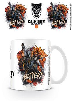 Mug Call Of Duty - Black Ops 4 Battery