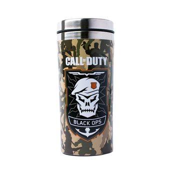 Travel Mug Call of Duty: Black Ops 4 - Skull