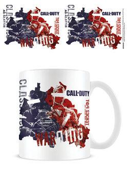 Mug Call of Duty: Black Ops Cold War - Warning
